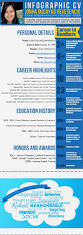 Infografic Resume 43 Best Infographic Cv U0027s Images On Pinterest Infographic Resume