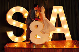 wedding backdrop letters marquee letters for wedding reception backdrop