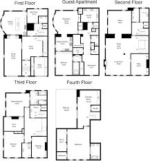 1901 delancey place philadelphia rittenhouse square properties floor plan preview