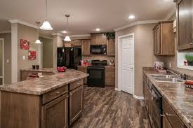how to update mobile home kitchen cabinets modular homes kitchens franklin homes