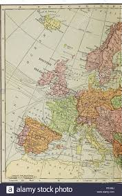 1914 Europe Map by The New Map Of Europe 1911 1914 The Story Of The Recent