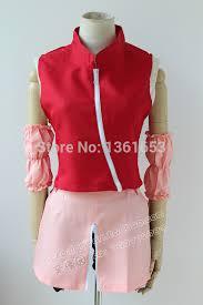 Sakura Halloween Costume Popular Anime Sakura Dress Buy Cheap Anime Sakura Dress Lots