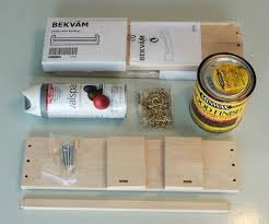 diy jewelry holder out spice rack ikea hack