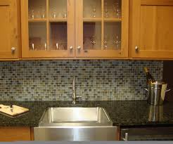 glass subway tiles backsplash bathroom cabinet knobs kitchen ideas