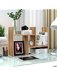 Desk Organizer Shelves Desktop Shelves U0026 Office Shelves Shop Amazon Com