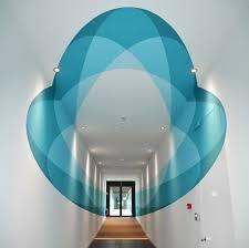 shape shifting shape shifting 3d mural changes as you walk through it