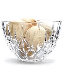 Waterford Vases On Sale Marquis By Waterford Sparkle Crystal Bowl Bowls U0026 Vases Macy U0027s