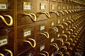 Library Catalog Cabinet Mesmerizing Antique Library Card Catalog Cabinet 71 Antique