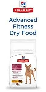 amazon com hill u0027s science diet advanced fitness chicken