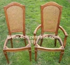Refinishing Cane Back Chairs Refinishing Wicker Back Chairs Wicker Patio Furniture