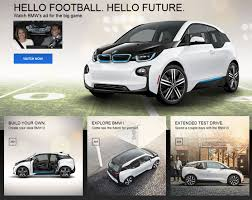 bmw commercial bmw i3 super bowl commercial gets positive reactions