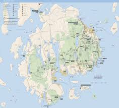 Mt Hood Trail Map 10 Trails To Hike In Acadia National Park This Summer