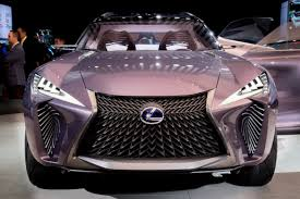 lexus ux concept top 10 most ridiculous concept car features news cars com