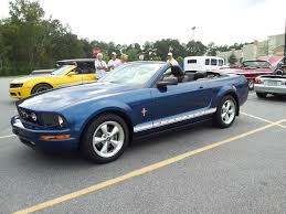 2014 ford mustang pony package 2007 mustang convertible pony package and premium package black