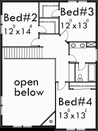 floor plans with inlaw apartment house plan master bedroom on the floor and in suite