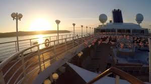 p o cruises 3 week cruise on adonia with weather