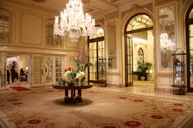 chandelier nyc luxurious design beautiful chandelier in the plaza hotel