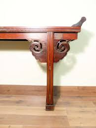 altar table for sale antique chinese altar table 5562 cypress wood circa 1800 1849 for