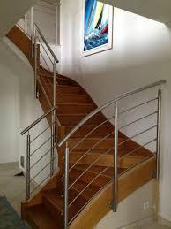 garde corps bois escalier interieur marre des rambardes en bois équipez vous de garde corps