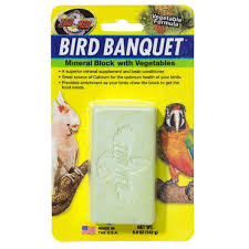 zoo med vegetable bird banquet block petco