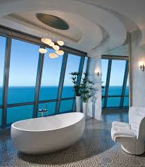 Extreme Bathrooms Bathrooms With A View Many Bidets