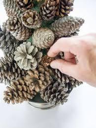 pine cone tree craft pine cone tree cone trees and rustic charm