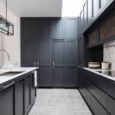 modern kitchen cabinet glass door item grey modern design lacquer kitchen cabinet with glass door