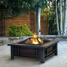Outdoor Propane Firepit Glass Pit Table Glass Pit Table Propane International