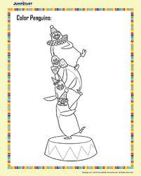 color penguins u2013 2 u2013 free coloring page for kids u2013 jumpstart