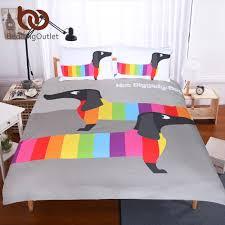 Cheap Bed Sets Queen Size Online Get Cheap Rainbow Bedding Set Aliexpress Com Alibaba Group