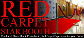 photobooth rental carpet photo booth open air carpet style