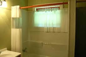 Matching Bathroom Window And Shower Curtains Bathroom Window Shower Curtains Stroymarket Info