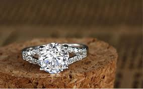 Diamond Wedding Rings For Women by Stunning Lab Created Diamond Rings Cheap Halo Engagement Rings
