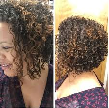 angled bob for curly hair curly hair angled bob haircut naturallycurly com