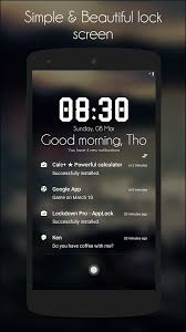 slide lock pro apk lock screen app for android say goodbye to your boring lock