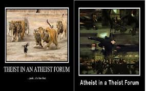 Atheist Vs Christian Meme - a christian friend sent me this one atheism