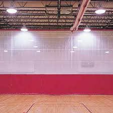 Basketball Curtains Divider Curtains Jaypro Sports Equipment