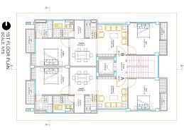 design your floor plan i will create your building 2d floor plan in autocad fiverr gig
