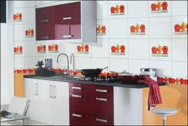 Home Kitchen Tiles Design Villa Tile For Kitchen Wall 2620 Home Designs And Decor