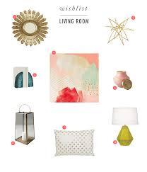 caitlin wilson wish list living room accessories