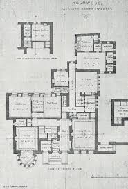 house architecture drawing holmwood house glasgow alexander thomson