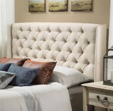 bedroom design delightful queen tufted headboard picture