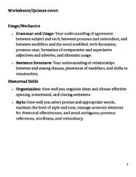 ideas of 6th grade language arts common core worksheets about free