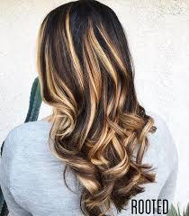 partial red highlights on dark brown hair best 25 dark hair with highlights ideas on pinterest dark hair
