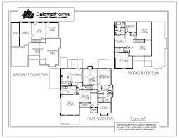 the imperial home plans dalamar homes