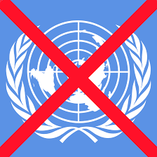 United Nation Flag Hubbard Moves To Block United Nations Poll Watchers From Operating