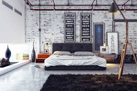 house design stunning fireplace idea with brown stylish industrial
