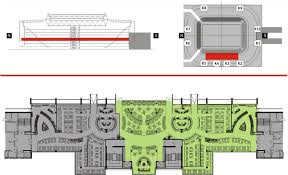esprit arena room and seating plans