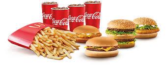 deal mcdonald s 19 95 family mcvalue box 4 burgers family