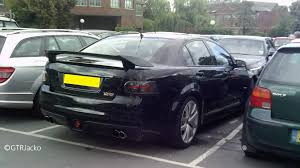 vauxhall vxr8 black vauxhall vxr8 youtube